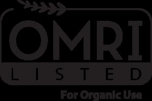 OMRI Certification