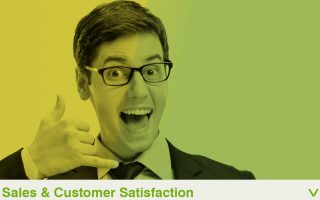 SALES AND CUSTOMER SATISFACTION