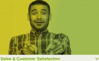 Sales & Customer Satisfaction