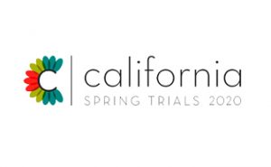 2020 California Spring Trial