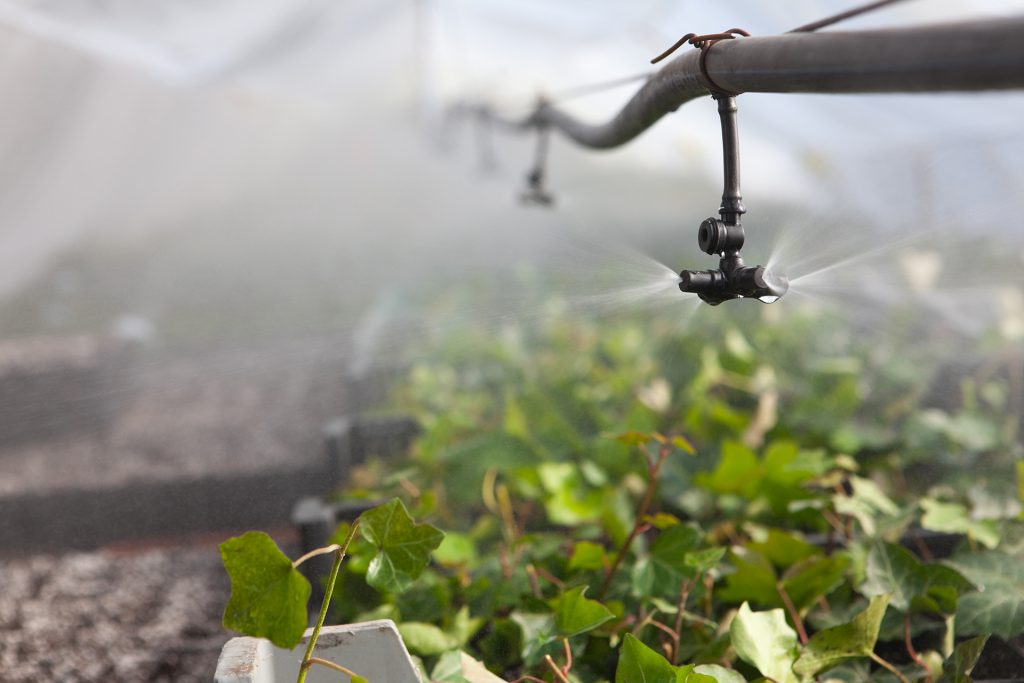 Sprinkler/Micro Spray Systems