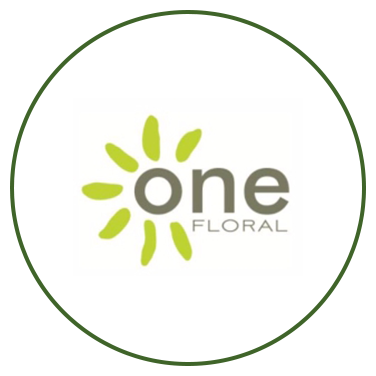 One Floral Logo