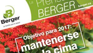 La prensa Berger - Diciembre 2016