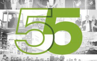 55 años de historia