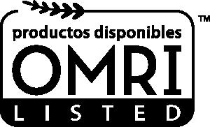 Certificación OMRI