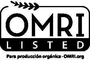 Compuesto en su totalidad por materiales enumerados por OMRI