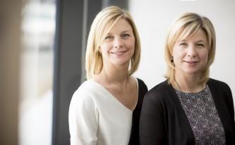 Mélissa and Valérie Berger