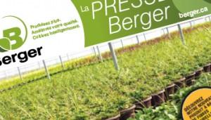 La Presse Berger 1ere édition