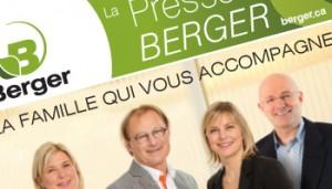 La Presse Berger 3e édition