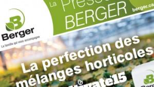 La Presse Berger 5e édition
