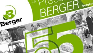 Berger Press - Août 2018
