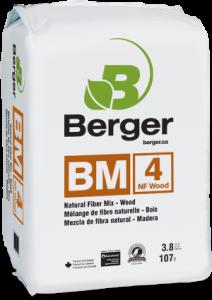 BM4 Fibre naturelle - Bois
